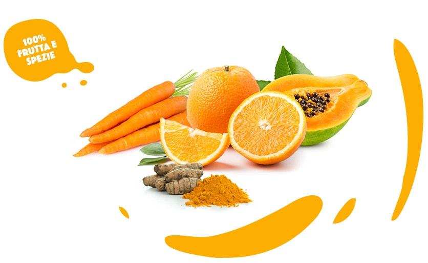 Arancia-carota-papaya-curcuma_