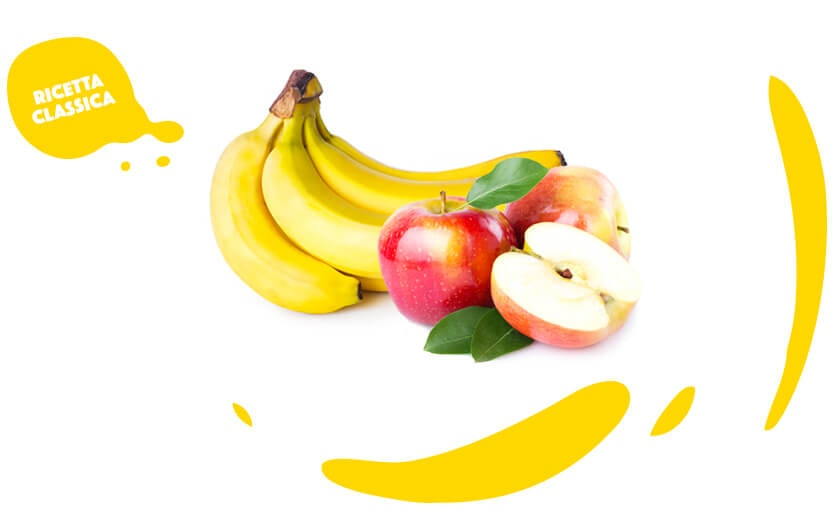 Mela-banana-Ricetta-Classica