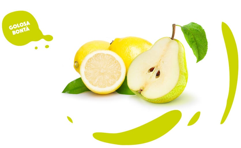 Pera-limone