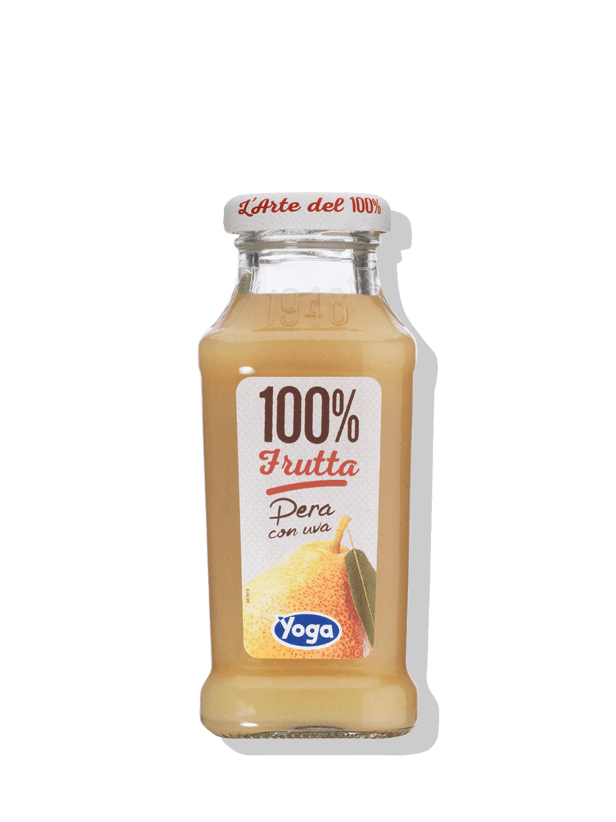 100% Frutta