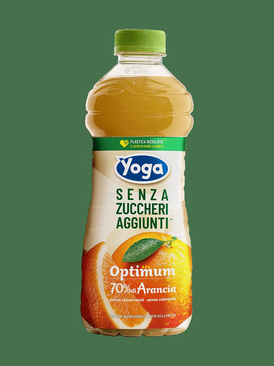 Arancia senza zuccheri