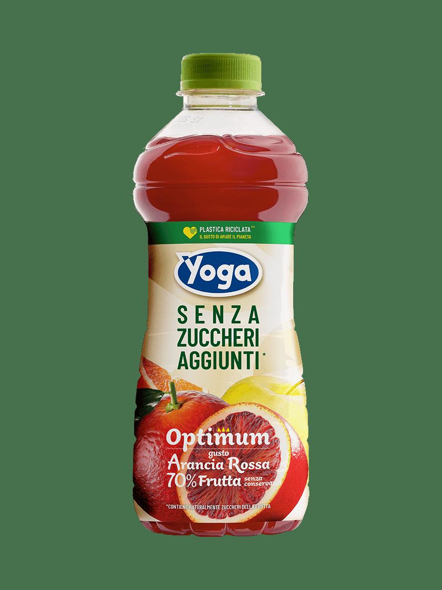 Arancia Rossa senza zuccheri