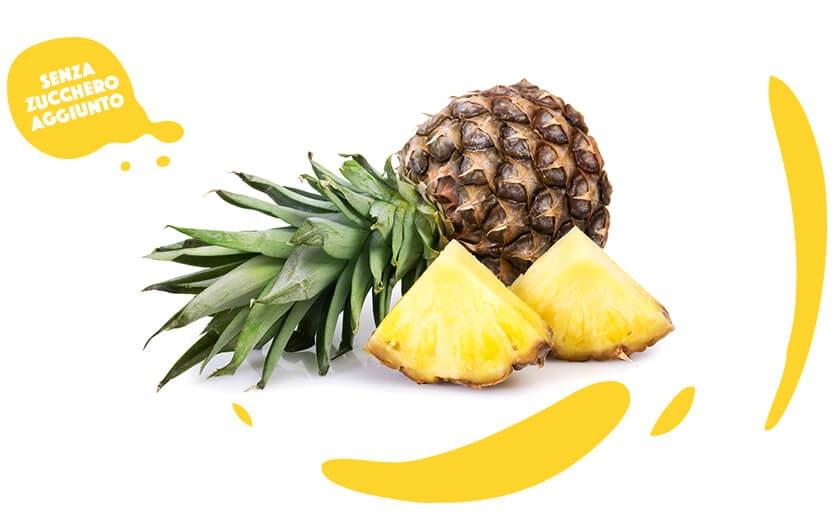 Ananas_SZA_senza_zucchero_aggiunto