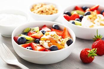La colazione dei campioni: tutto il gusto delle vitamine al mattino